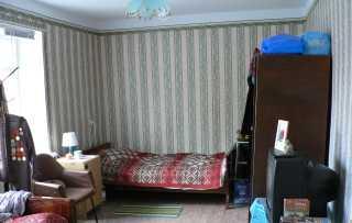 окрестности дома престарелых